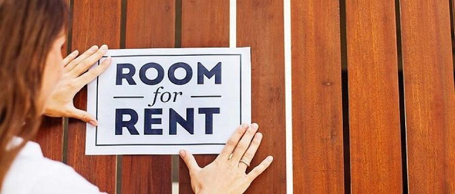 Stüdyo tipli evde extra büyük mutfaklı odalarımız kiralıktır!