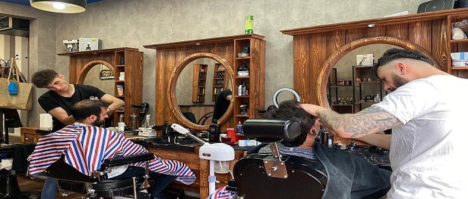 Kuzey Londra'da Yeni Berber Dükkanınız; Rusty Scissors Barber