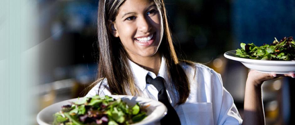 Kuzey Londra'da restaurantta çalışacak bay ve bayan garson aranıyor!