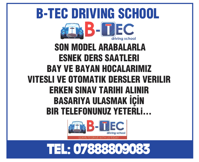 B-TEC DRIVING SCHOOL
