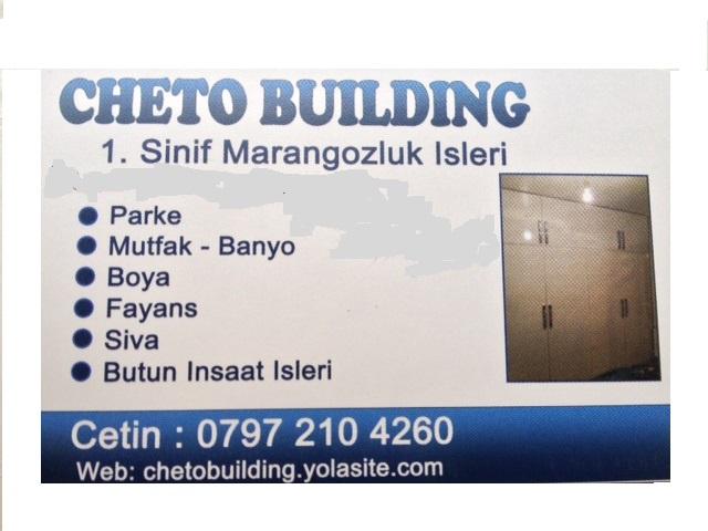 Londra Cheto- Building