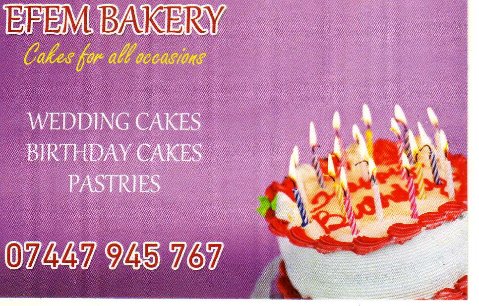 efem bakery London