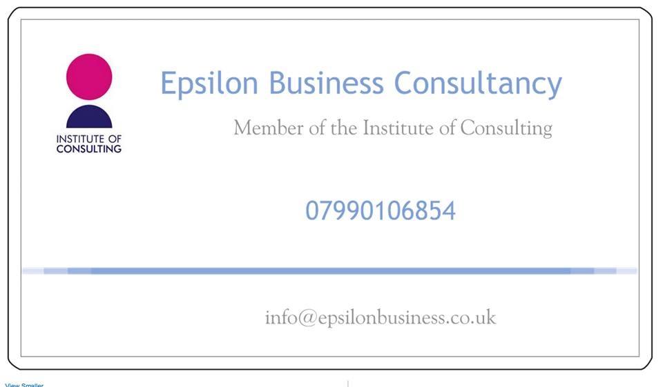 epilson bussiness consulltancy