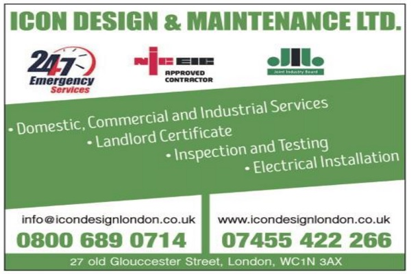 ICON DESIGN & MAINTENANCE London