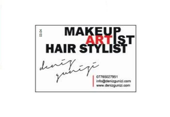 Makeup Artist & Hair Stylist