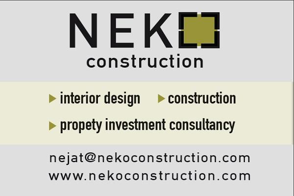 NEKO CONSTRUCTION