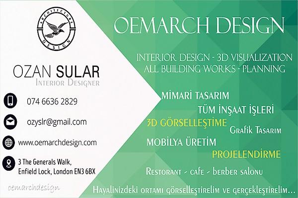 OEMARCH DESIGN LONDON