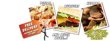 ENFİELD BÖLGESİNDE  SATILIK PIZZA KEBAB TAKE AWAY