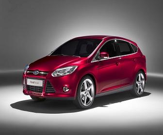 satılık Ford Focus İngiltere de