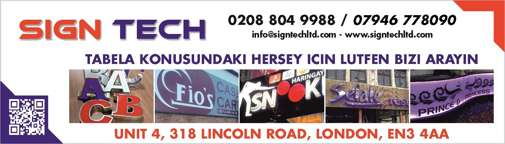 LONDON SIGN TECH