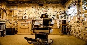 Bristol Bölgesinde Berber Salonun#039;da...
