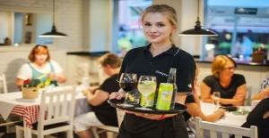 Londra#039;da Restorantta Çalışacak...