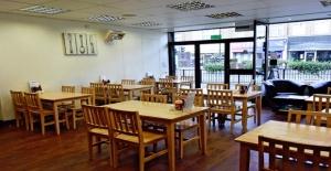 Londra#039;da Satılık Cafe Shop