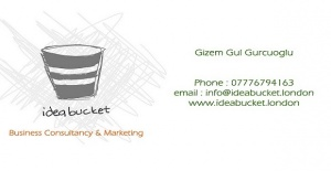 Londra'da IDEA BUCKET BUSINESS CONSULTANCY and MARKETING