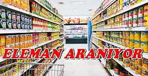 Londra Hammersmith'teki süpermarkette çalışacak elemanlar aranıyor