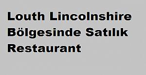 Louth Lincolnshire Bölgesinde Satılık Restaurant
