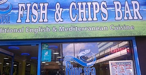 South Croydon bölgesinde fishamp;chips...