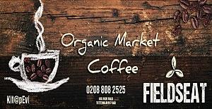 Londra#039;da Fieldseat Organic Market...