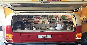 Londra'da Satılık Breakfast Vanı