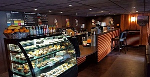 Londra'da Satılık Coffee Shop