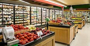 Londra'da Supermarkete Kasiyer