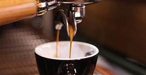 Londra#039;da Coffee Makinası Satışı