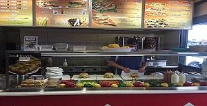 Cambridge'de Satılık Kebab Shop