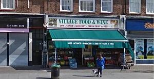 Enfield bölgesinde off licence shop satılıktır