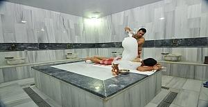 Türk hamamına erkek masör ve keseci aranıyor