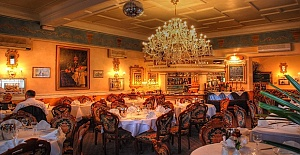 Satılık Italyan Restoran