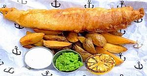 Yüksek gelirli satılık fish and chips dükkanı