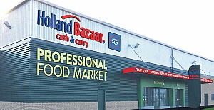 Londra#039;da Holland Bazaar#039;da...