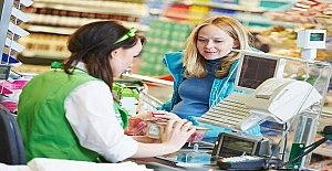 Süpermarkette çalışacak kasiyer bayan aranıyor