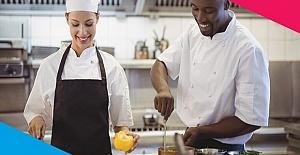 Ada restaurant#039;da çalışacak...