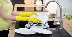 Restoranda çalışacak bulaşıkçı...