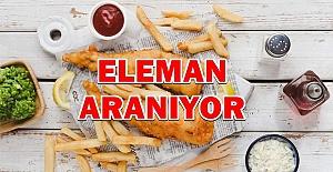 Fish and Chips#039;ten ve Kebap#039;tan...