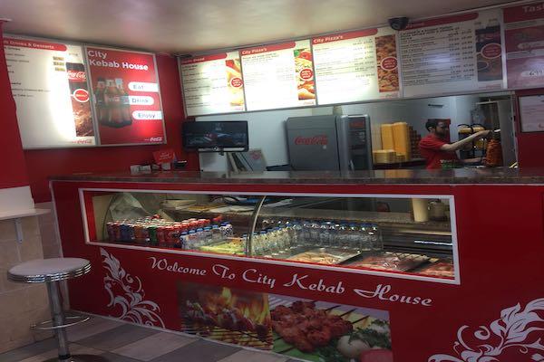 Nottingham'da satılık City Kebab House 06 Mart 2018
