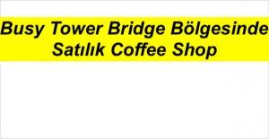 Busy Tower Bridge Bölgesinde Satılık Coffee Shop