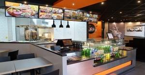Barnet Tarafında Satılık Kebab Shop