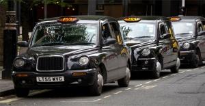 Londra Taksi Servisi