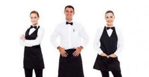 Londra Chingford'da Çalışacak Komi ve Garsonlar
