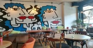 Londra'da Cafe Bar'da Çalışacak Garson ve Manager