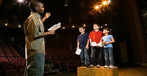 Londra'da Drama Dersleri Verilir