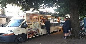 Londra'da Kebab Van için Tecrübeli Şef Aranıyor