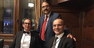 Lordlar Kamarasında Dr. Ertan EREL'e Üstün Başarı Ödülü