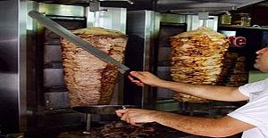Londra'da Restorana Grill Şefi ve Dönerci Ustası