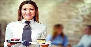 Coffee Shop'ta Çalışacak Şef ve Bayan Garson
