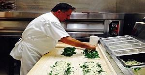 Kent Bölgesinde Pizza Kebab'a Elemanlar