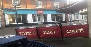 Lincolnshire Bölgesinde Satılık Takeaway Fish and Chips