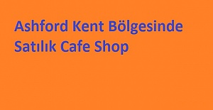 Ashford Kent Bölgesinde Satılık Cafe Shop